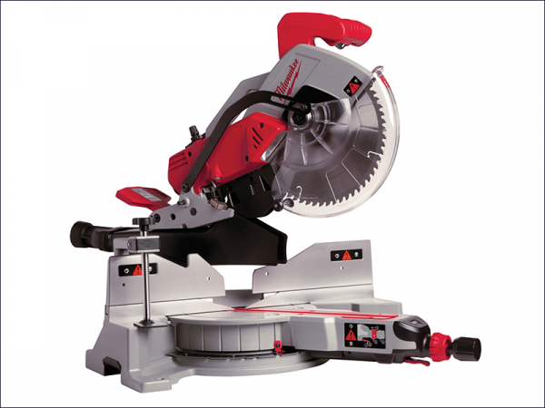 MILMS305DBL MS 305 DB 300mm Sliding Compound Mitre Saw Double Bevel 1800 Watt 110 Volt