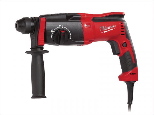 MILPH26X 26mm SDS Plus 3 Mode Hammer 725 Watt 240 Volt