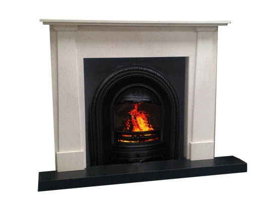 Offaly 60 Marble Fireplace