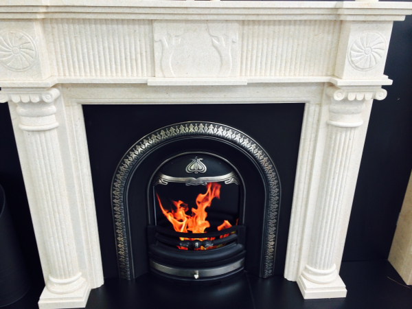 Rutland Marble Fireplace