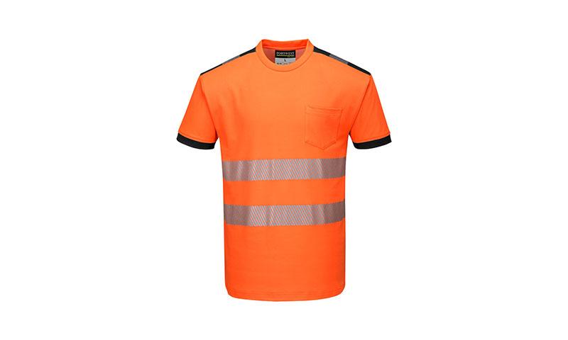 T181 - PW3 Hi-Vis T-Shirt S/S