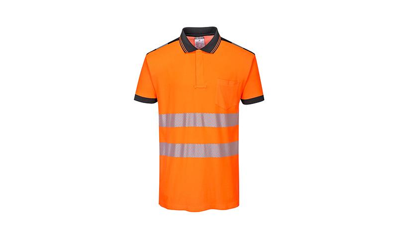 T180 - PW3 Hi-Vis Polo Shirt S/S