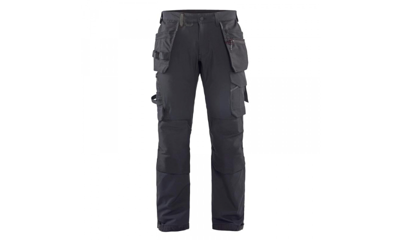 BLAKLADER RIPSTOP WORK TROUSERS STRETCH 1496