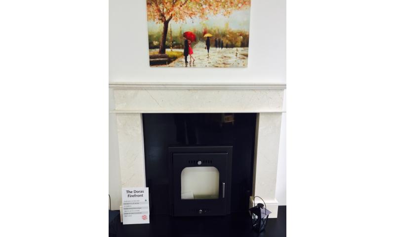 Clonaslee Marble Fireplace