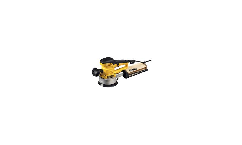 150 mm Pistol Grip Dual-Orbit Random Orbit Sander D26410