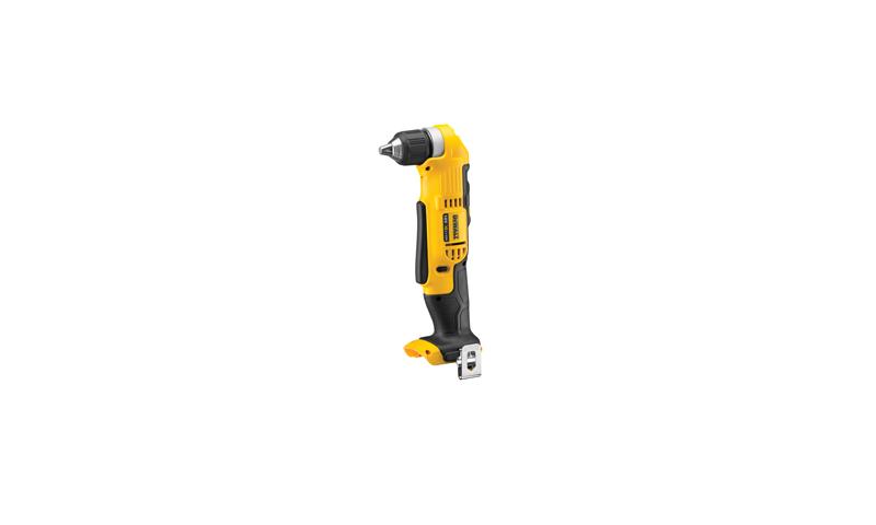 18V XR Li-Ion Right Angle Drill Driver Bare Unit DCD740N