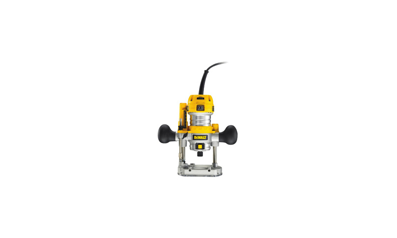 """900W 8mm (1/4"""") Variable Speed Plunge Router D26203"""