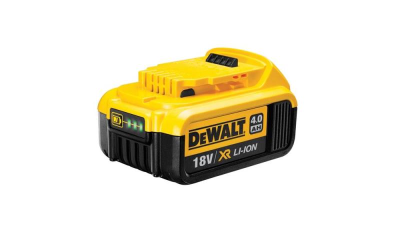DeWALT DCB182-XJ 18V XR 4.0Ah Li-Ion Battery Pack