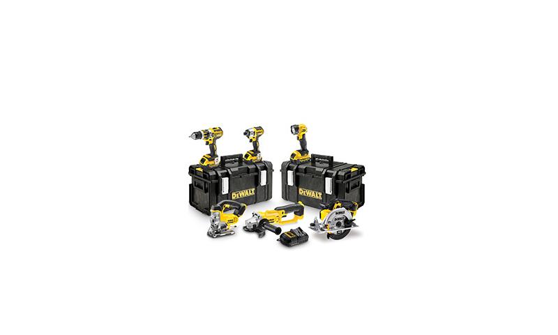 XR 18V 6 Kit (Brushless XRP) DCK694M3