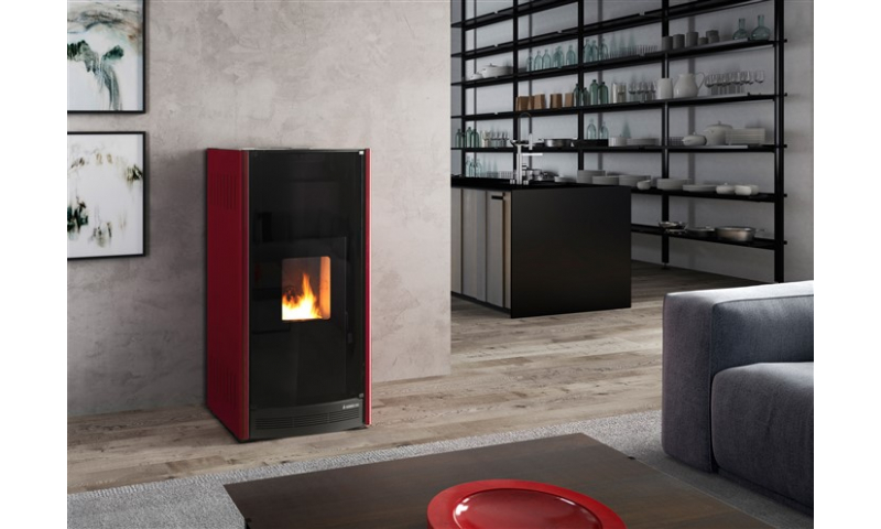 Lione 20kw Pellet Boiler