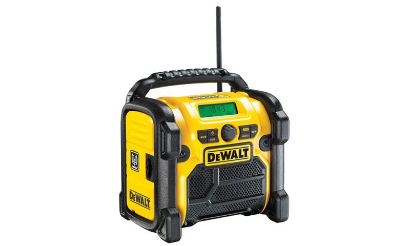 DCR020 18 Volt DAB(+)/FM Compact Radio