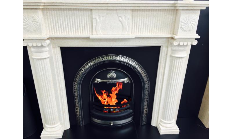 Rutland Marble Fireplace