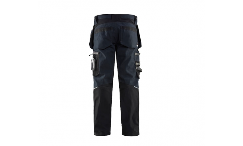 CRAFTMAN'S TROUSERS WITH STRETCH