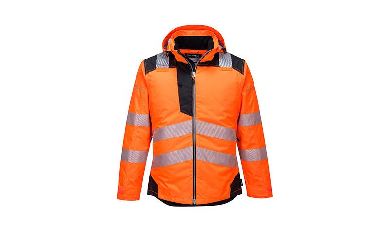 T400 - PW3 Hi-Vis Winter Jacket