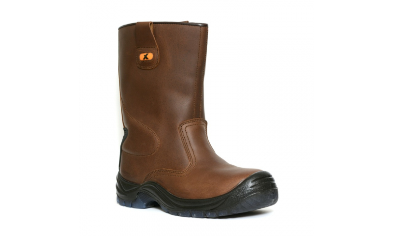 XPERT INVINCIBLE SAFETY RIGGER BOOTS